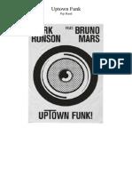 Uptown Funk Pep Band