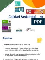 5 Módulo Calidad Ambiental 2010-2011