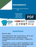 Presentacion - proyecto movimiento a estudiantes.odp