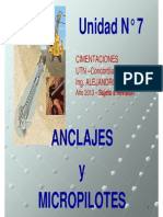 Anclajesymicropilotes 2- 2014