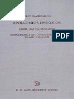 Apollonios Dyskolos