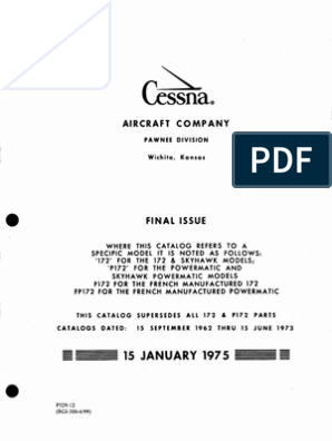 NOS Cessna Cable Clamp Carb Heat 150 Mixture Control PN# S2323-5 Cessna 140