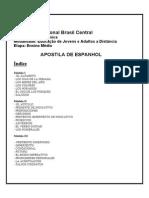 Modelo de Apostila EJA