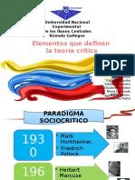 PARADIGMA SOCIOCRITICO