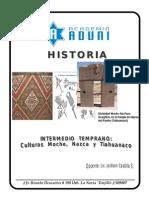 3° MOCHE, NAZCA Y TIAHUANACO