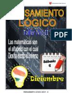 Taller Nro 02-Plogico