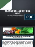 Transformación Del Perú