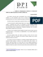1.2.1doctrina1 DPI CUANTICO Sobre Necesidad de Ley de Presupuestos Mínimos