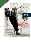 4ο Φεστιβάλ Ακορντεόν Σύρου (13-18/7/2015)