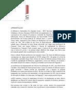 Projeto de Atuação Da Biblioteca Comunitária Do Conjunto Ceará Em Parceria Com a Secretária de Direitos Humanos