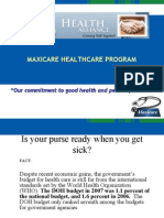 Maxicare Individual and Family Program