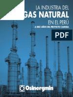 Camisea 10 La Industria Del Gas Natural en El Peru
