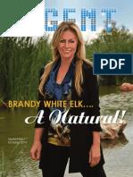 LVA Issue 5 Feature - Brandy White Elk