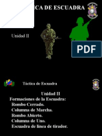 Unidad 2. Formaciones