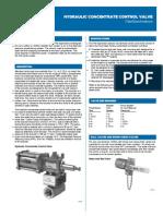 f 9197 Foamconcvalvehydr