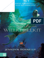 "Jennifer Donnelly ""Saga Ognia i Wody #1"