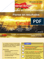 Canada Competitividad
