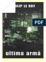 Philip Le Roy - Ultima Arma