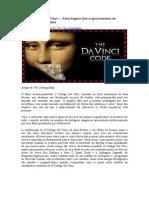 Filme O Código Da Vinci - Danizudo