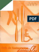guia de restaurantes accesibles
