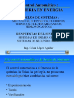 Modelo de sistemas termicos