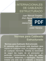 Normas Internacionales de Cableado Estructurado.pptx