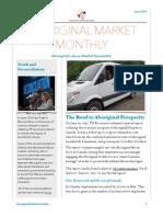 June 2015 Aboriginal Market Monthly