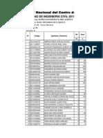Registro de Evaluacion Mecanica de Fluidos II