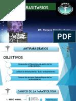 Farmacologia - Antiparasitarios