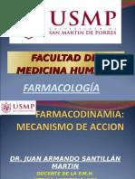 Farmacologia - Mecanismos de Acción