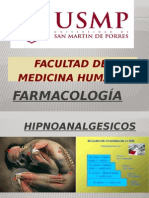 Farmacologia - Hipnoanalgésicos
