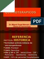 Farmacologia - Quimioterápicos