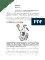 Esoterismo Da Ordem DeMolay
