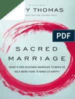 Sacred Marriage Sample