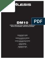 Dm10 Module Quickstart Guide Revb