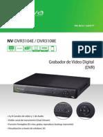 Manual de Usuario Dvr Nv-dvr3104e