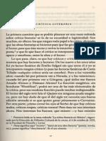 antonio alatorre - la crítica literaria