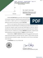 Pasco v. Meadows - Document No. 5