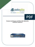 Evasion Techniques PAN Resilience
