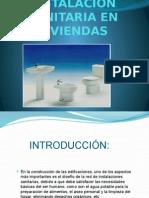 INSTALACIÓN SANITARIA (EXPOSICIÓN).pptx