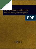 El Camino Interior Mas Alla de Las Formas Religiosas
