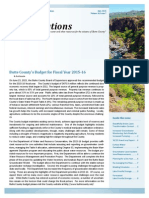 Butte County WaterSolutions - July 2015