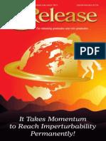 Release Technique Newletter Aug 2015
