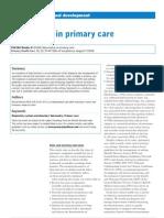Spirometry in Pc