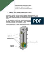 Problemas de Automatizaciòn 2012-1