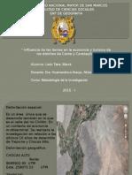 Proyecto de Investigacion GEOGRAFIA 2015
