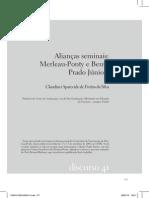 Alianças Seminais_Merleau&Bento Prado Jr