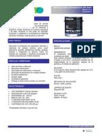 Tds Metaltec Base Anticorrosiva Tipo Minio 0612