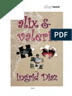 Alix y Valerie de Ingrid Diaz Completo