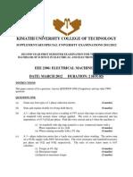 EEE 2306 Supp Final